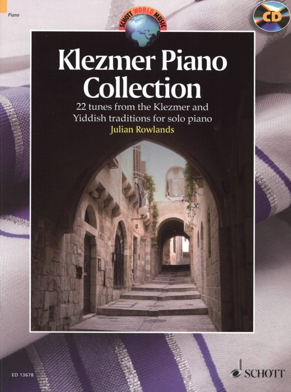 Traditionnel - Klezmer Piano Collection - Partition - di-arezzo.co.uk