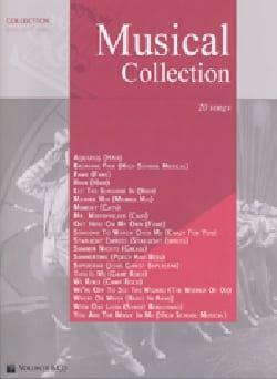 Musical Collection - Partition - laflutedepan.com