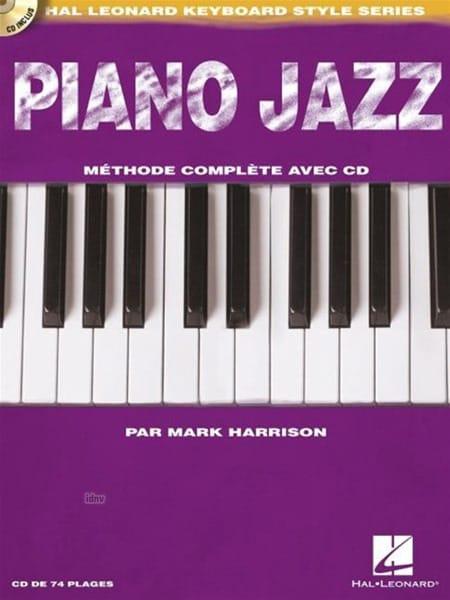 Mark Harrison - Jazz Piano - Livre - di-arezzo.co.uk