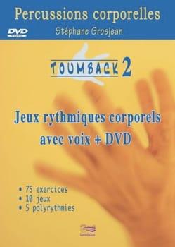 Stéphane Grosjean - Toumback 2 - Partition - di-arezzo.com