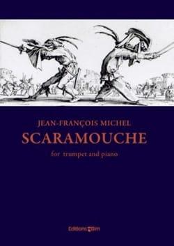 Jean-François Michel - Scaramouche - Partition - di-arezzo.com