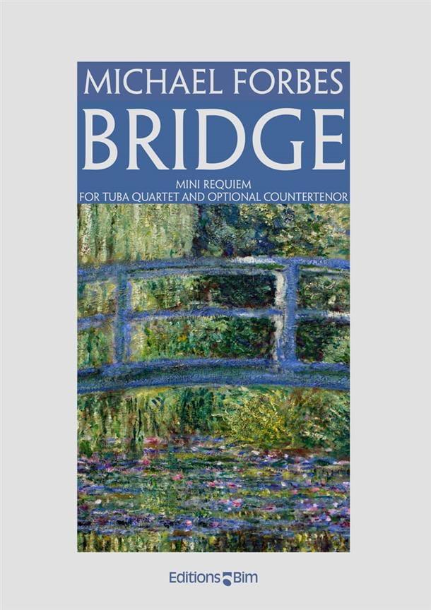 Bridge - Michael Forbes - Partition - Tuba - laflutedepan.com