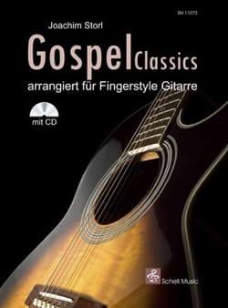 - Gospel Classics arranged for Fingerstyle - Gitarre - Partition - di-arezzo.co.uk