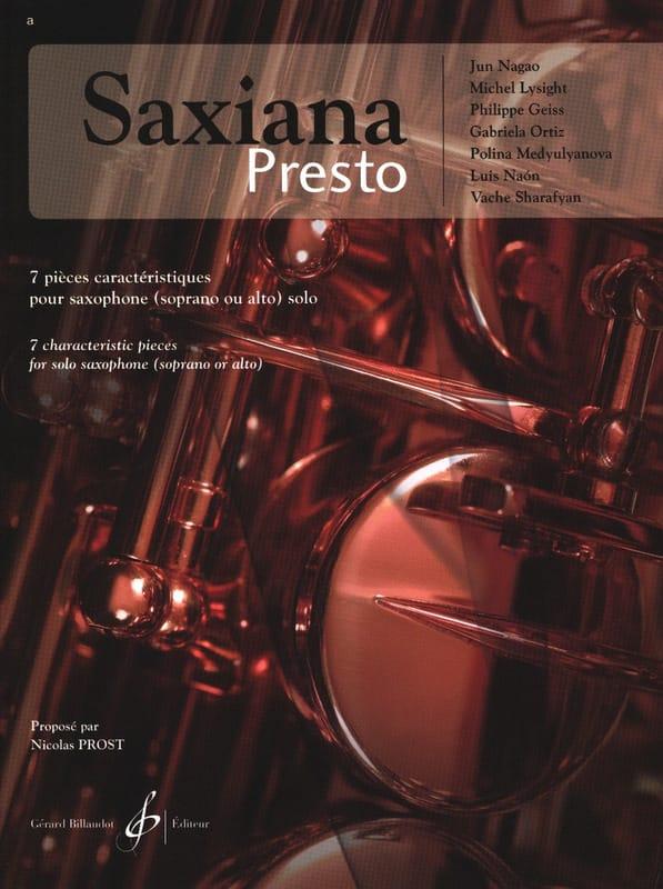 - Saxiana Presto - Partition - di-arezzo.co.uk