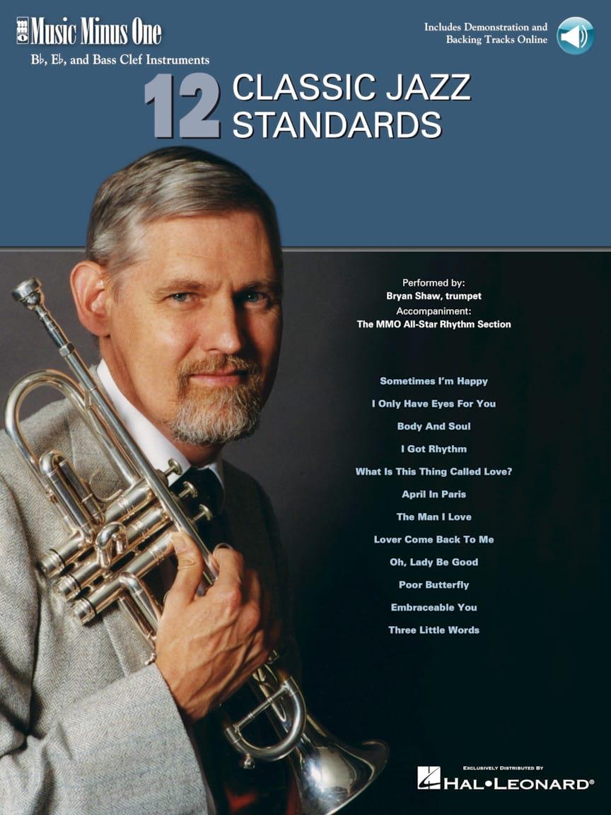 12 classics jazz standards - Partition - Jazz - laflutedepan.com