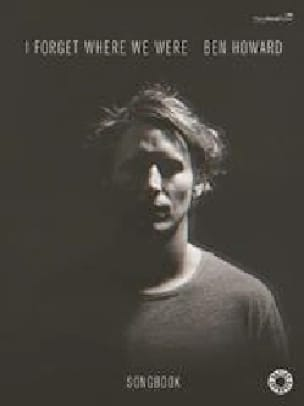 I Forget We Were - Ben Howard - Partition - laflutedepan.com