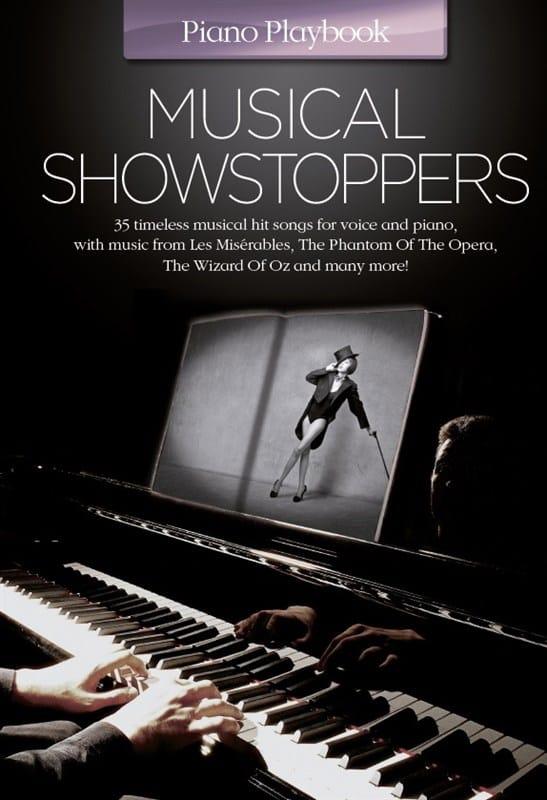 Piano Playbook - Musical Showstoppers - laflutedepan.com