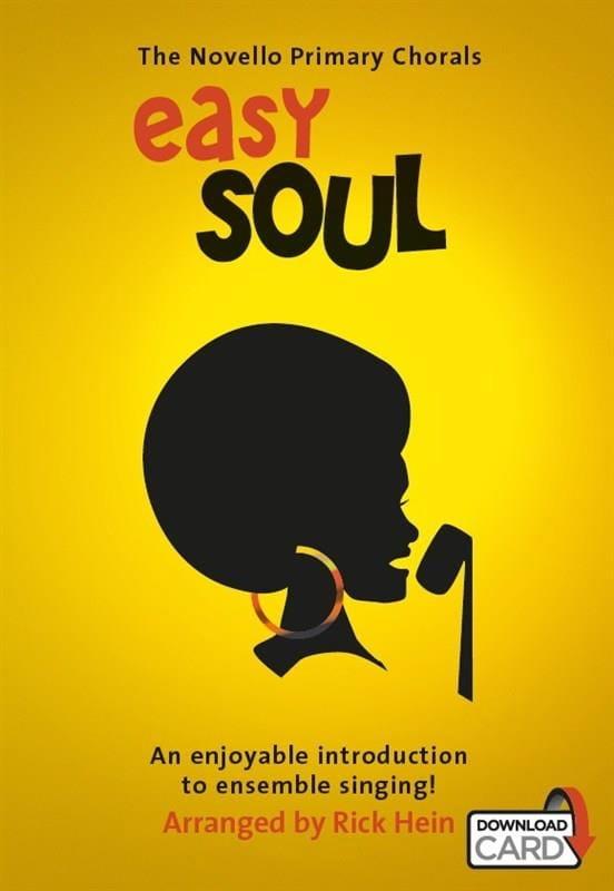 - The Novello Primary Chorals Easy Soul - Partition - di-arezzo.fr
