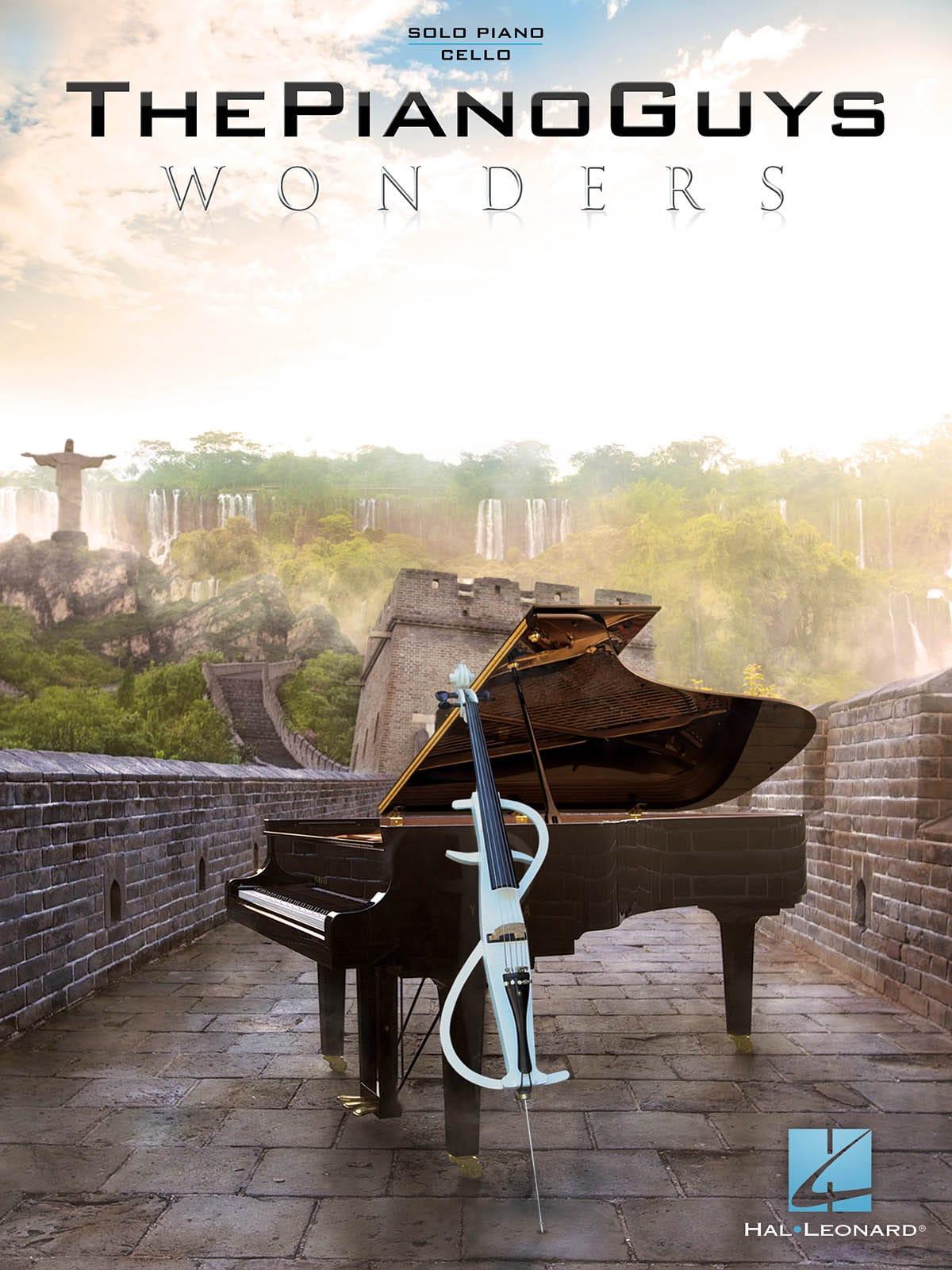 ThePianoGuys - The Piano Guys - Wonders - Partition - di-arezzo.com