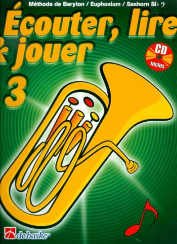 DE HASKE - Play and Play - Volume 3 Method - Euphonium - Partition - di-arezzo.com