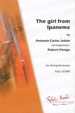 Antonio Carlos Jobim - The Girl from Ipanema - Partition - di-arezzo.co.uk
