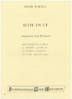 Suite en Ut - PURCELL - Partition - Trompette - laflutedepan.com