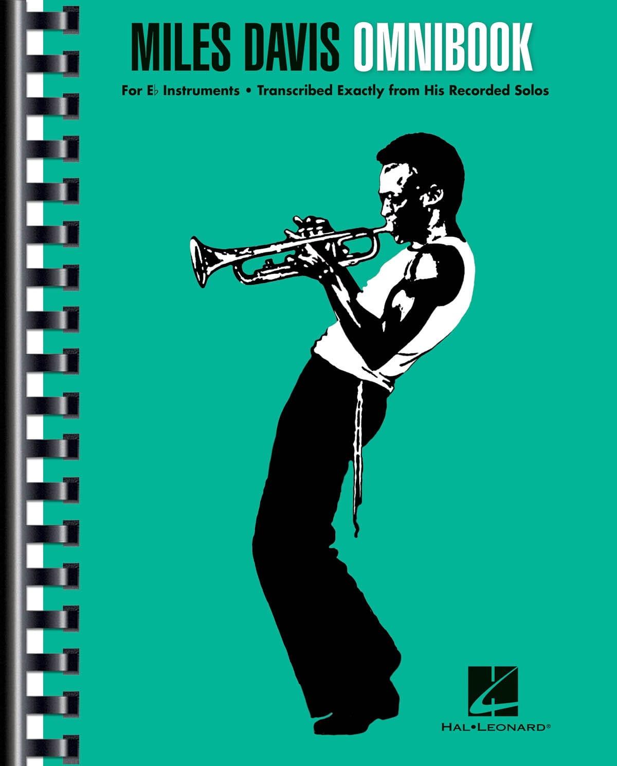 Miles Davis - Miles Davis Omnibook - Eb - Partition - di-arezzo.co.uk