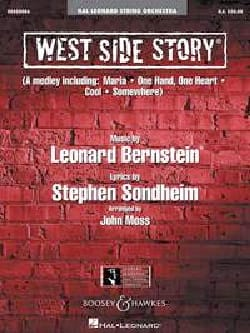 Leonard Bernstein - West Side Story - Medley - Partition - di-arezzo.co.uk