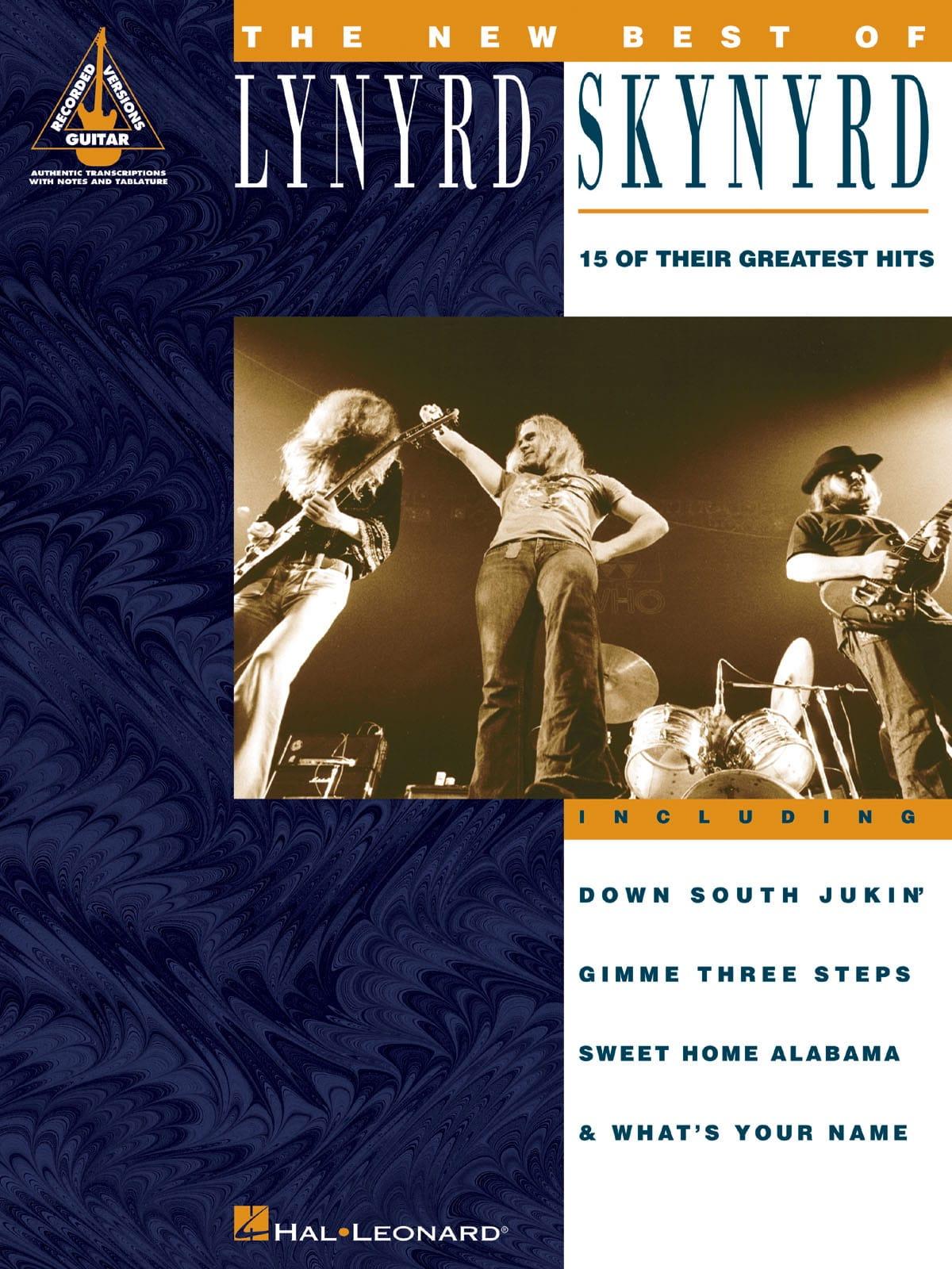 The New Best Of Lynyrd Skynyrd - Guitar Recorded Versions - laflutedepan.com