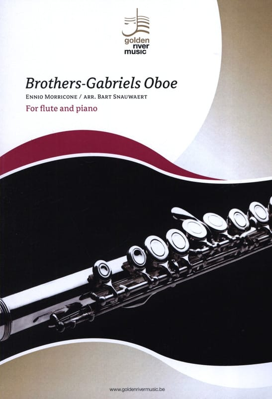 Ennio Morricone - Brothers - Gabriels Oboe - Movie Music The Mission - Partition - di-arezzo.co.uk
