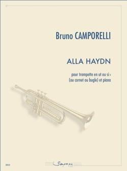 Alla Haydn - Bruno Camporelli - Partition - laflutedepan.com