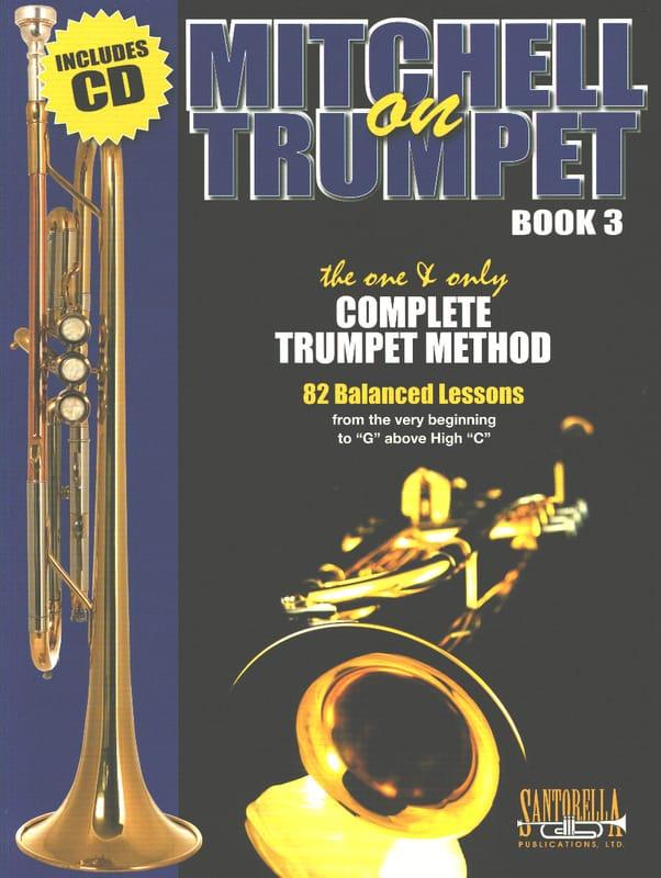 Harold Mitchell - Complete Trumpet Method - Volume 3 - Partition - di-arezzo.co.uk