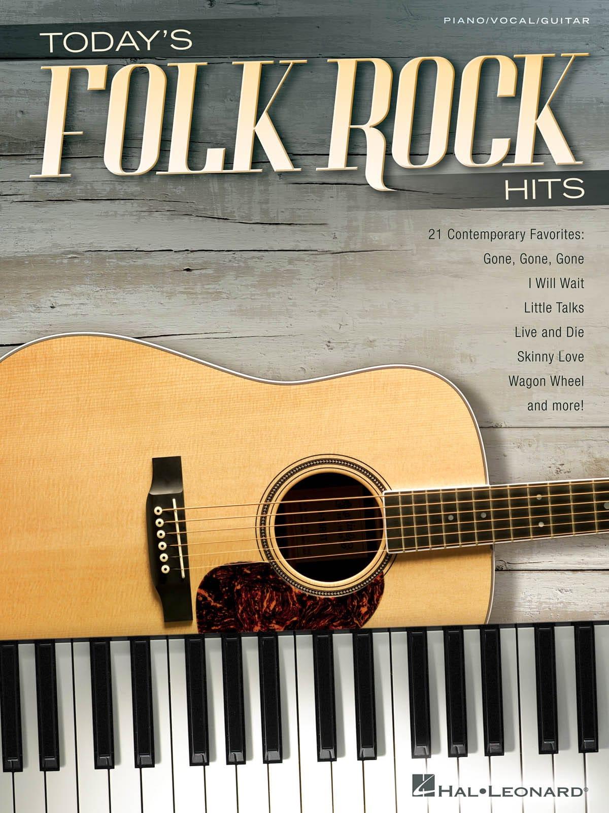 - Today's Folk Rock Hits - Partition - di-arezzo.co.uk