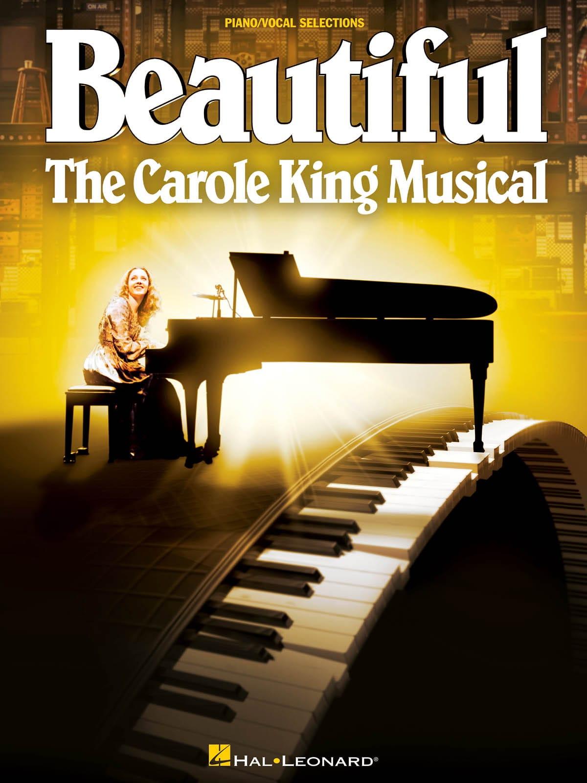 Carole King - Beautiful - The Carole King Musical - Partition - di-arezzo.co.uk