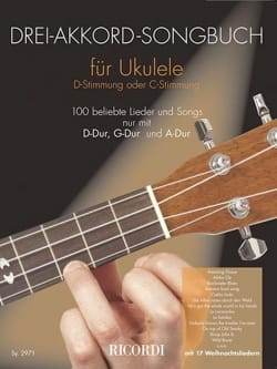 3 Akkord Songbuch - Partition - Guitare - laflutedepan.com