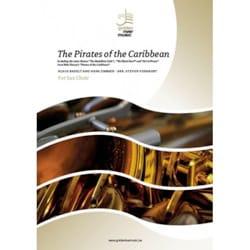 Klaus Badelt & Hans Zimmer - The Pirates of the Caribbean - Ensemble de Sax - Partition - di-arezzo.fr