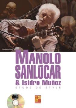 Manolo Sanlucar & Isidro Munoz - Etude de Style - laflutedepan.com