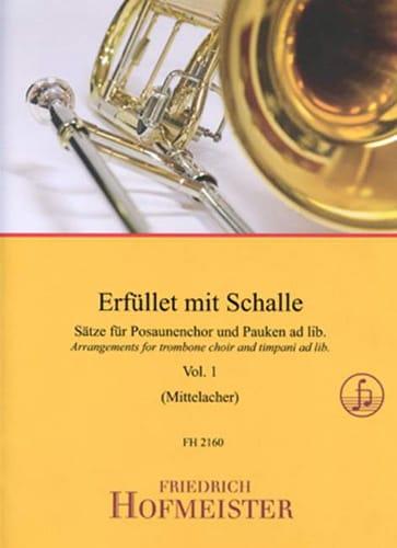 - Erfüllet Mit Schalle - Volume 1 - Partition - di-arezzo.co.uk