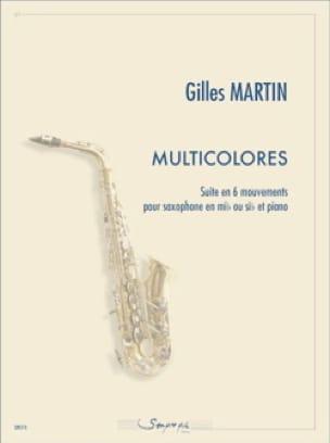 Gilles Martin - multicolor - Partition - di-arezzo.es