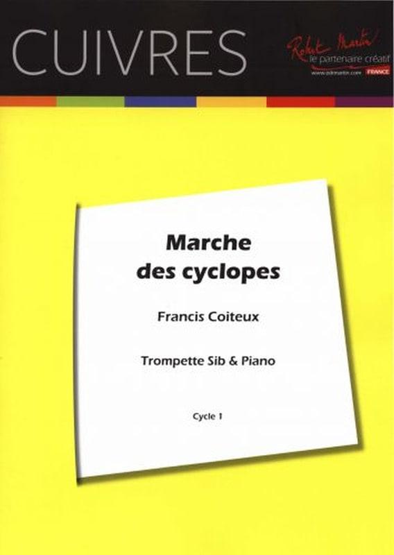 Francis Coiteux - Marcha cíclope - Partition - di-arezzo.es