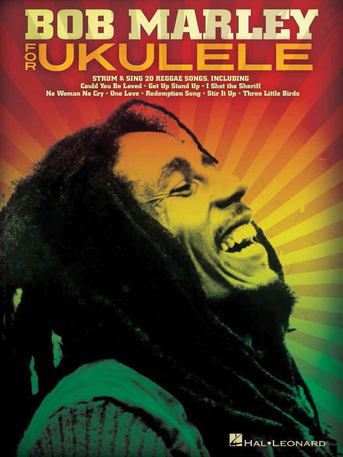 Bob Marley - Bob Marley For Ukulele - Partition - di-arezzo.co.uk