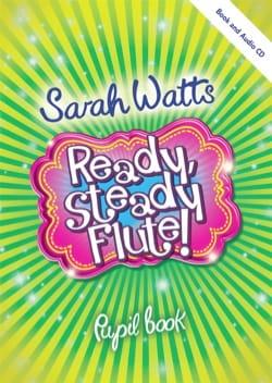 Ready Steady Flute! - Livre de l'étudiant - laflutedepan.com