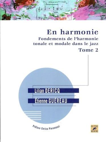 En Harmonie - Fondements de l'harmonie tonale et modale dans le Jazz Tome 2 - laflutedepan.com