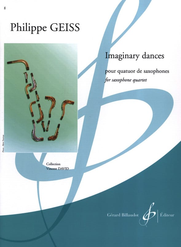 Imaginary Dances - Philippe Geiss - Partition - laflutedepan.com