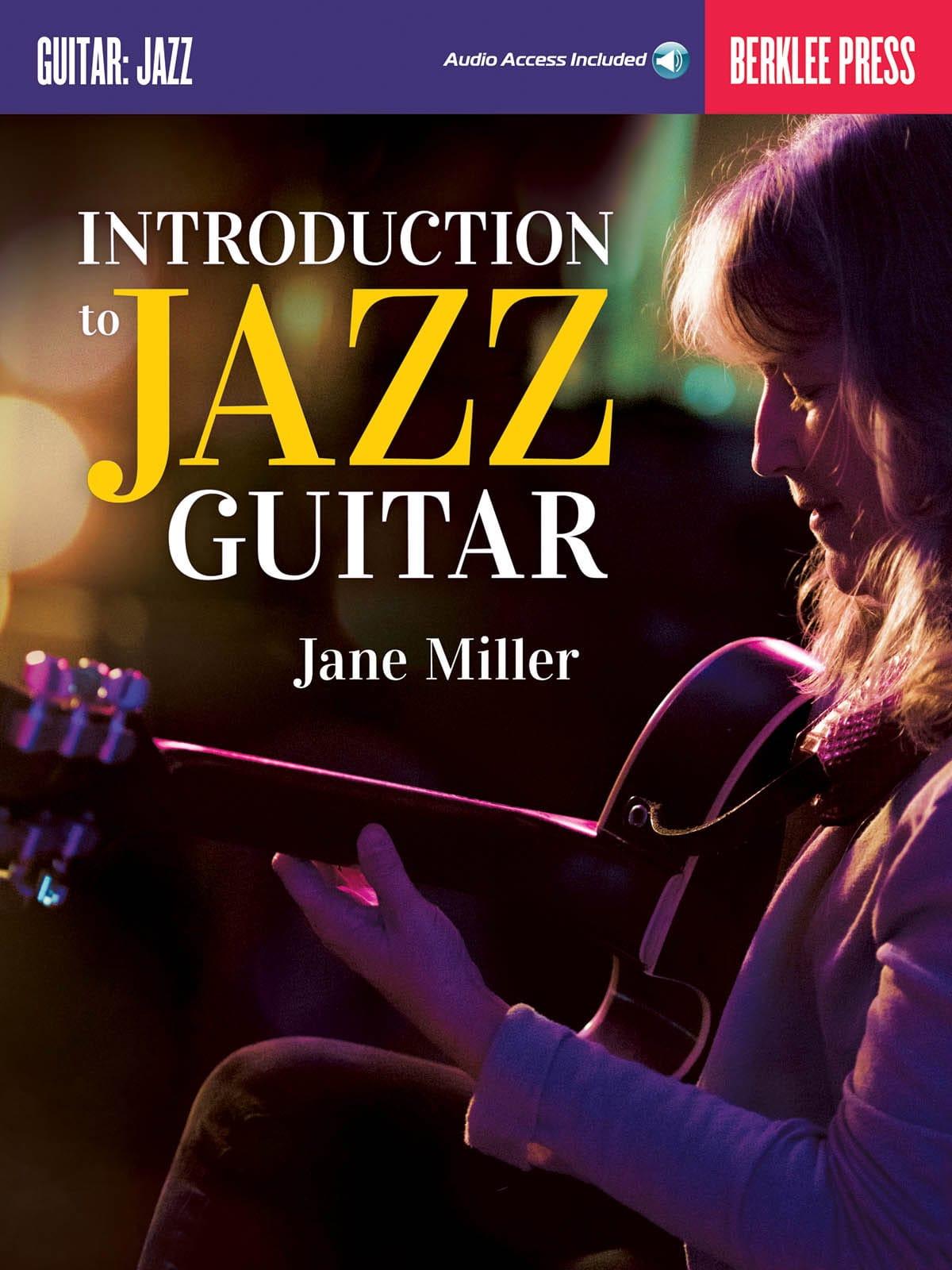 Introduction to Jazz Guitar - Jane Miller - laflutedepan.com