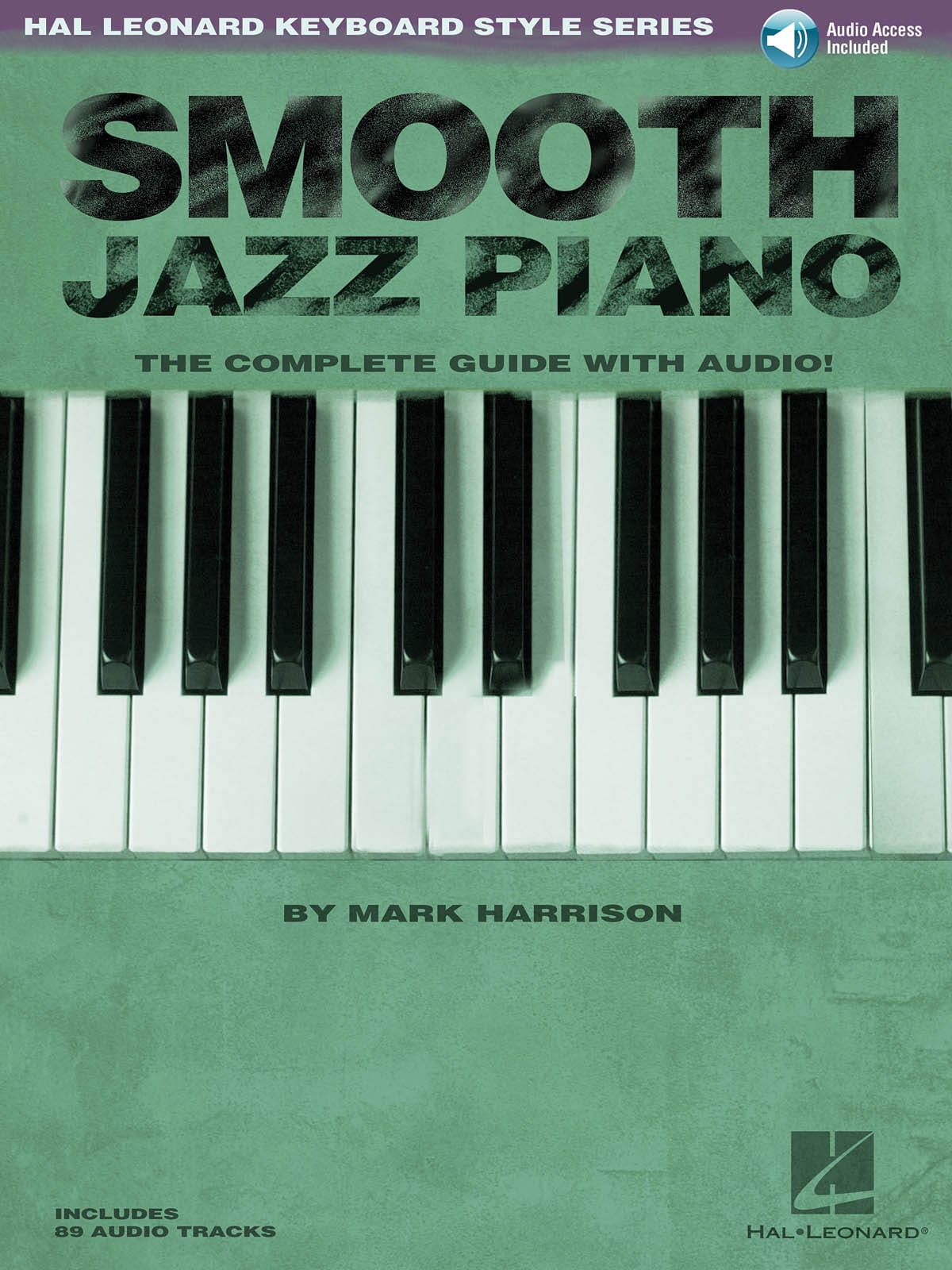 Smooth Jazz Piano - Mark Harrison - Partition - laflutedepan.com