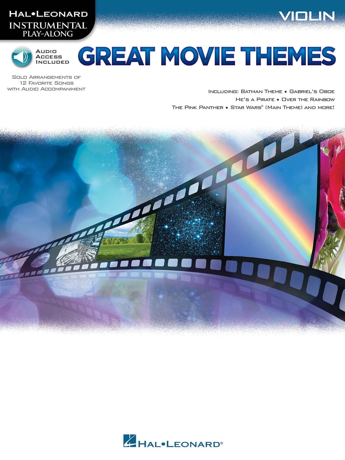 Great Movie Themes - Partition - Violon - laflutedepan.com