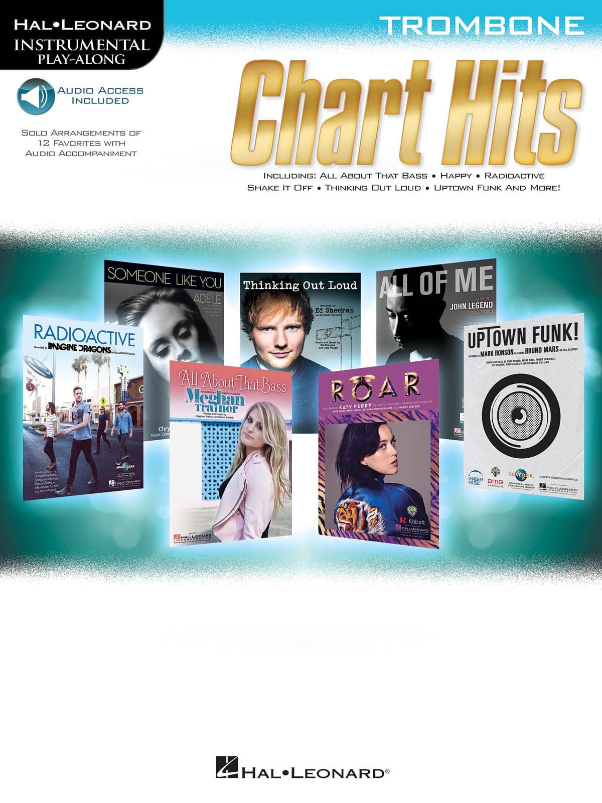 Chart Hits - Partition - Trombone - laflutedepan.com