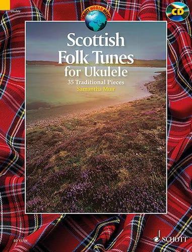 Scottish Folk Tunes for Ukulele - Partition - laflutedepan.com