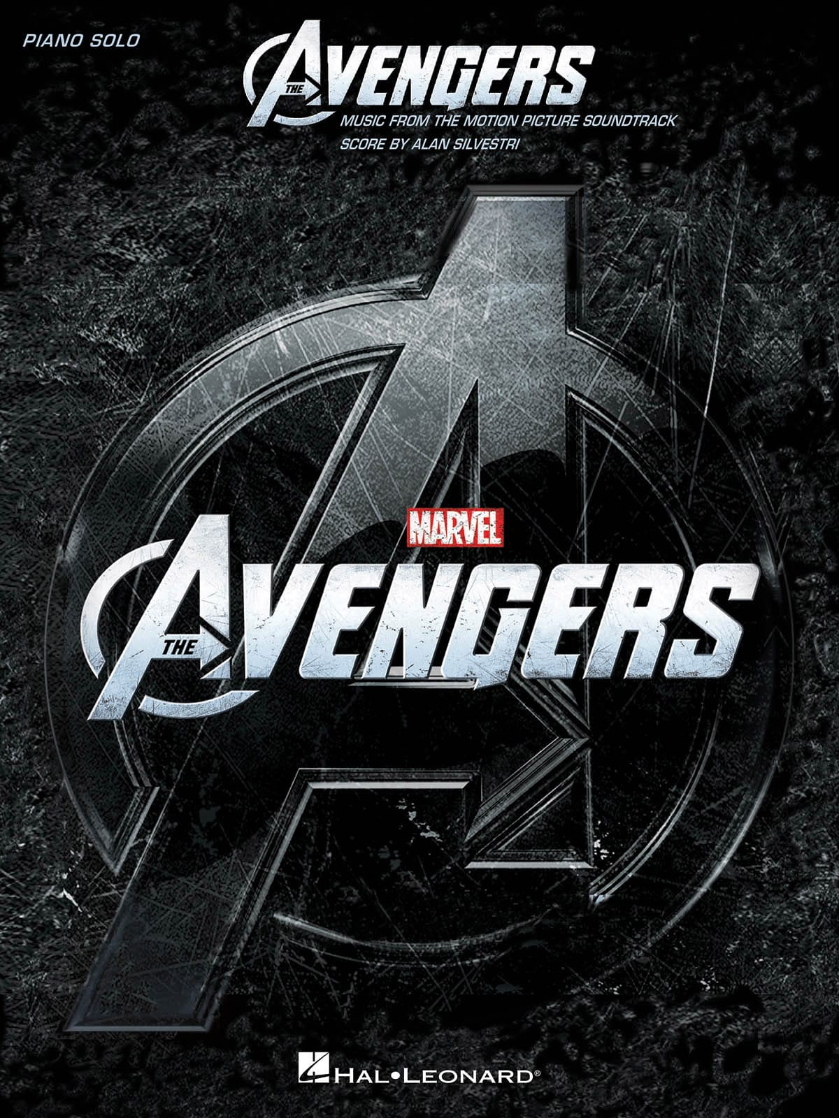 Marvel Studios - The Avengers - Movie Music - Partition - di-arezzo.co.uk