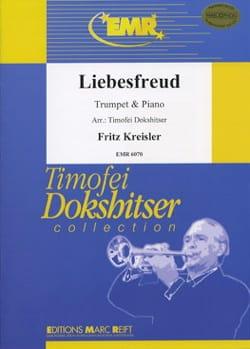 Liebesfreud - KREISLER - Partition - Trompette - laflutedepan.com