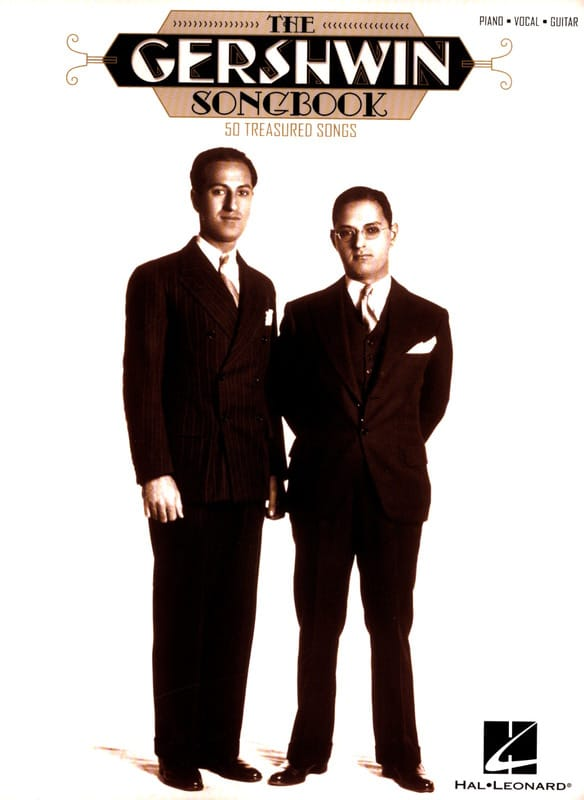 George Gershwin - The Gershwin Songbook - Partition - di-arezzo.com