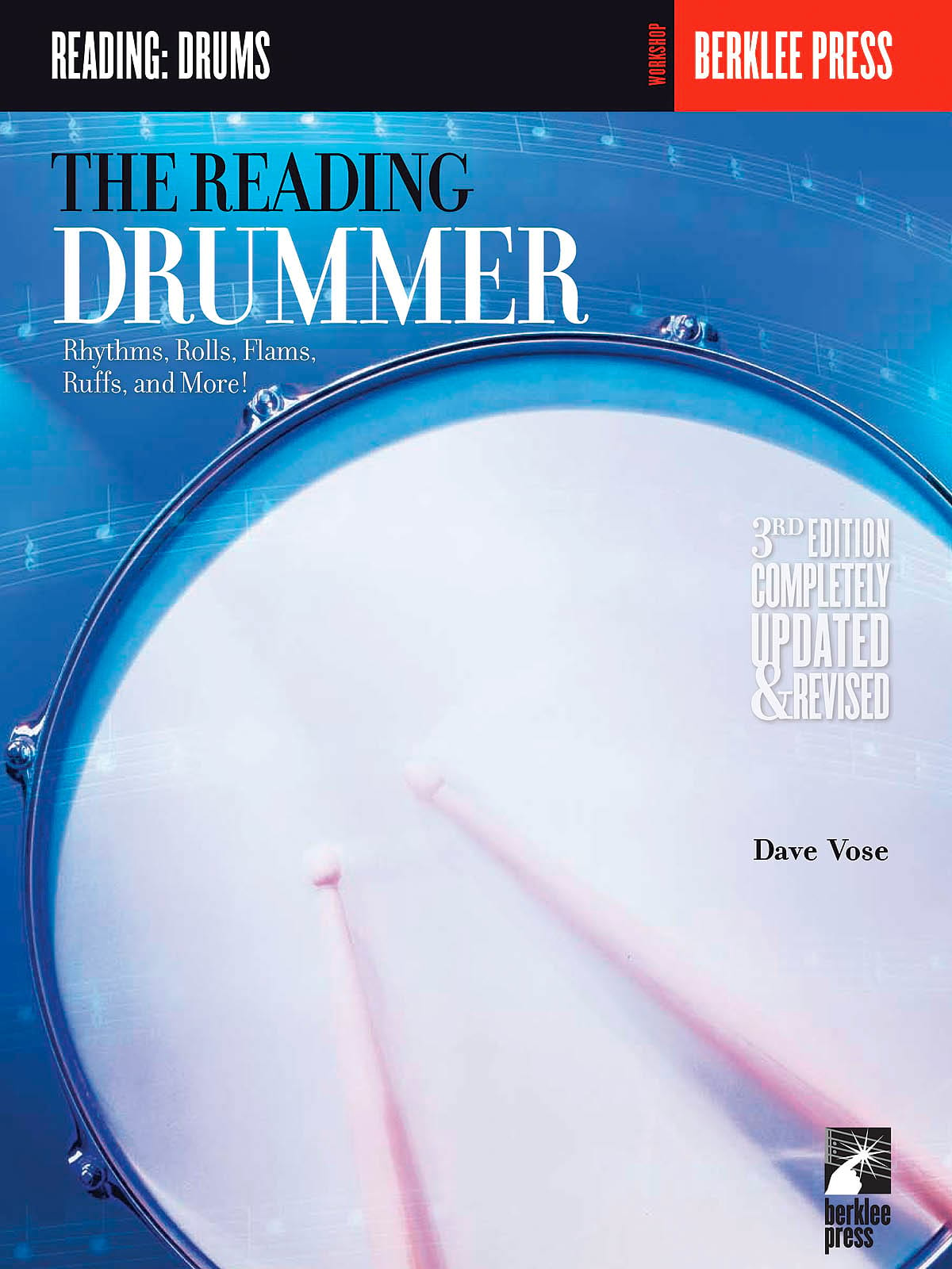 The Reading Drummer - Dave Vose - Partition - laflutedepan.com