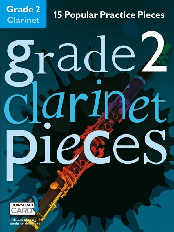 Grade 2 Clarinet Pieces - Partition - laflutedepan.com