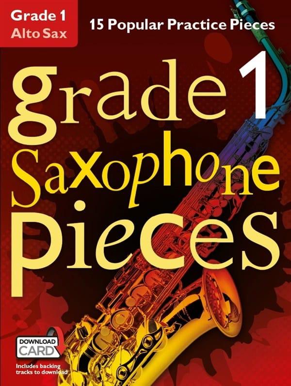 Grade 1 - Alto Saxophone Pieces - Partition - laflutedepan.com