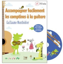 - Easily accompany nursery rhymes with guitar - Livre - di-arezzo.com