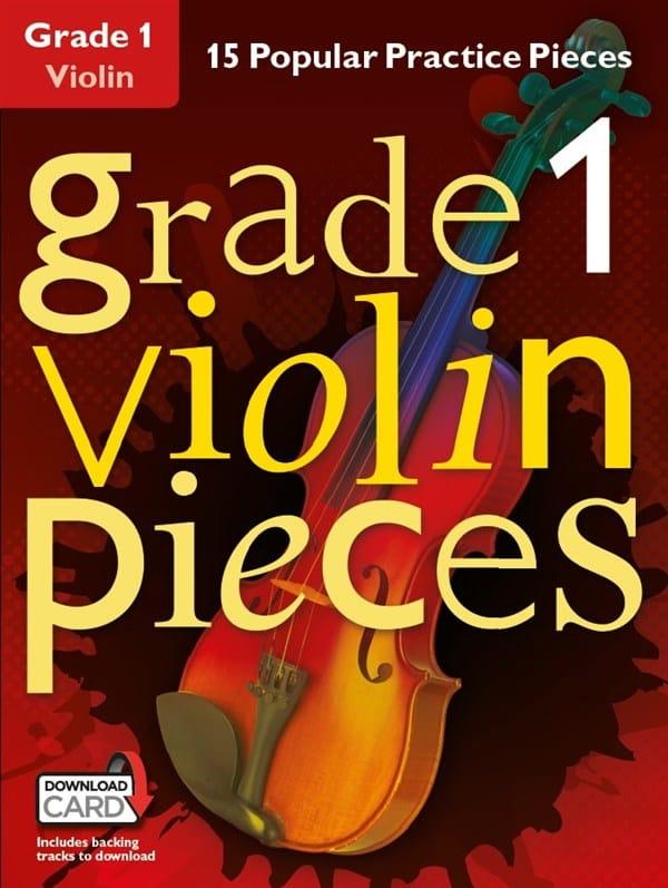 Grade 1 Violin Pieces - Partition - Violon - laflutedepan.com