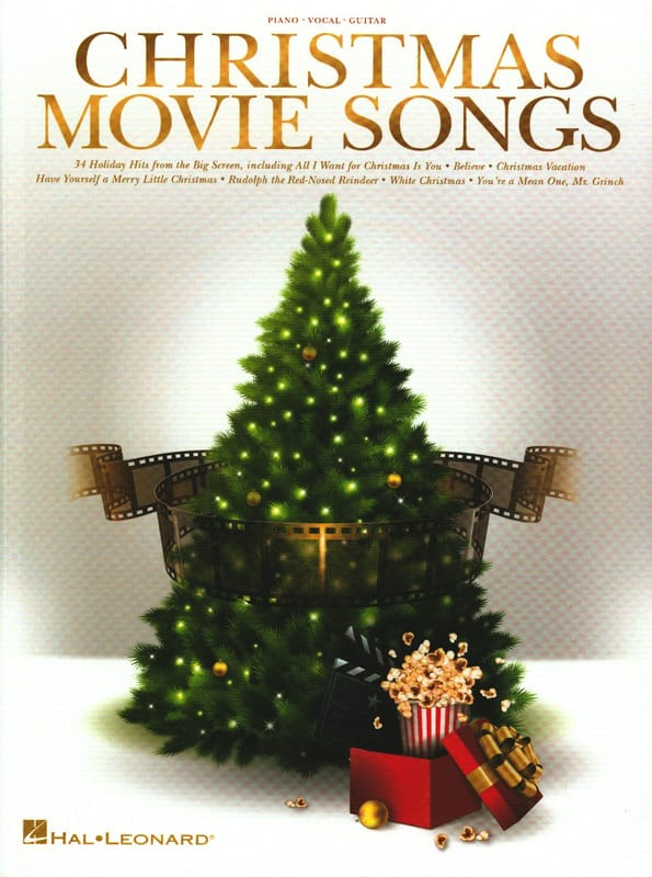 Noël - Christmas Movie Songs - Partition - di-arezzo.com