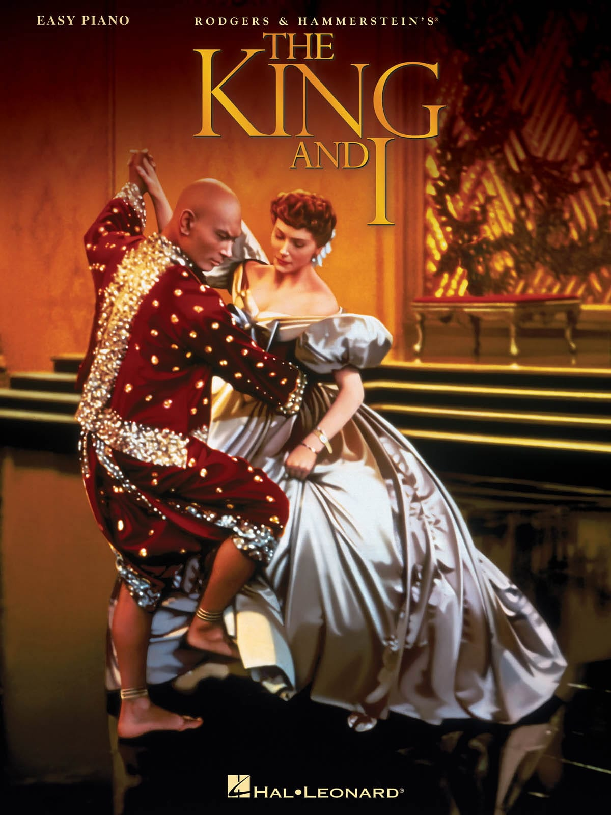 The King And I - Version Easy Piano - laflutedepan.com