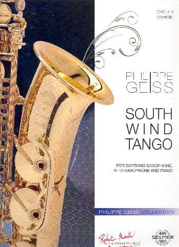 Philippe Geiss - South Wind Tango - Partition - di-arezzo.com